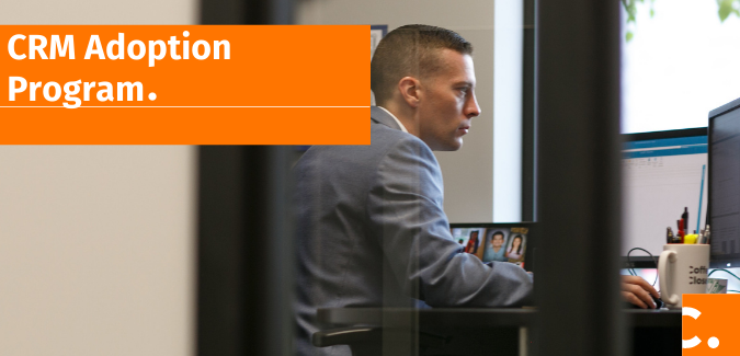 Concept's CRM Adoption Program helps sales teams utilize their CRMs